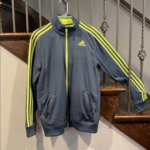 NWOT Adidas track Jacket